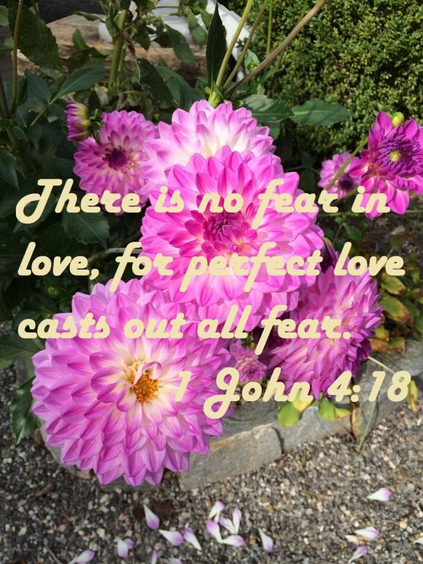 I John 4:18